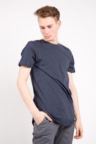 KuwallaTee Scoop Tee in Navy