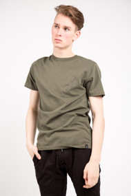RVLT Ditlev Tee in Army