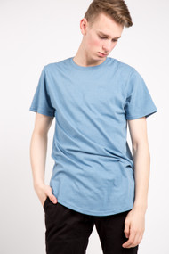 KuwallaTee Scoop Tee in Blue Steel