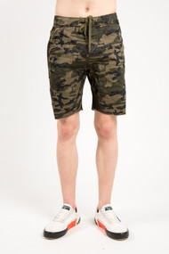 KuwallaTee Camo Shorts in Green