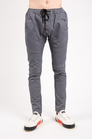 KuwallaTee Chino Trouser 2.0 in Charcoal