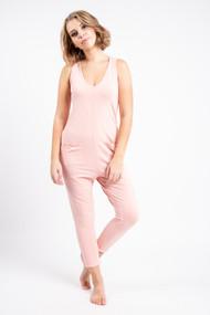 Smash + Tess Saturday Romper in Pretty Pink