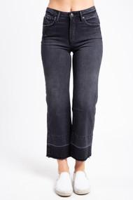 Silver Jeans Lanark Wide Leg in Black