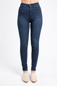 Levi's Mile High Super Skinny in Echo Darkness