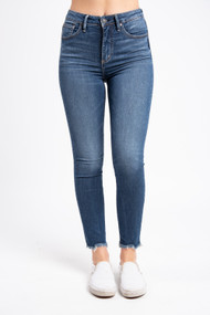 Silver Jeans Isbister Ankle Skinny in Rival