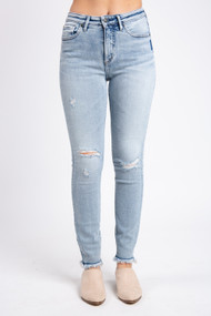 Silver Jeans Isbister Skinny in Venture