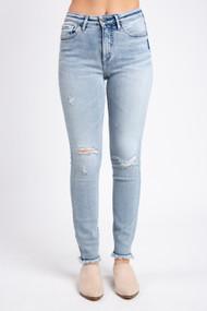 Silver Jeans Isbister Skinny in Venture