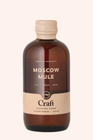 W&P 8oz Cocktail Syrup - Moscow Mule