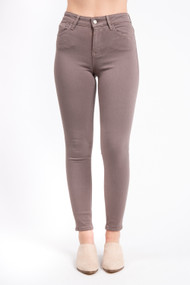 Mavi Tess in Pewter Supersoft