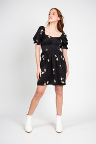 Saltwater Luxe Bailey Dress in Double Bloom