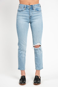Levi's Wedgie Straight in Tango Fray