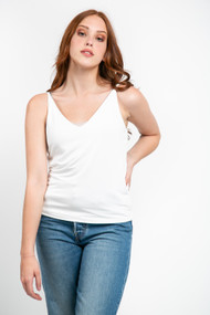 Gentle Fawn Carr Tank in White