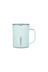 Corkcicle 16oz Mug in Gloss Powder Blue