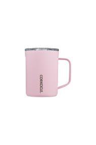 Corkcicle 16oz Mug in Gloss Rose Quartz