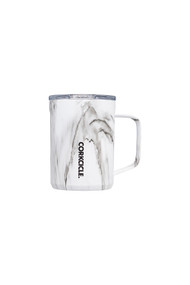 Corkcicle 16oz Mug in Snowdrift