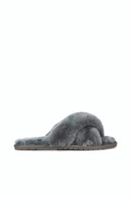 Emu Australia Mayberry Slipper in Charcoal
