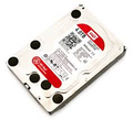 4 TB WD40EFRX Red Nas SATA III Drive