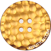 Four Hole Gold Plated Button Style#165