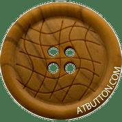 Four Hole Plastic Button Style #260