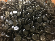 BULK LEATHER BUTTONS