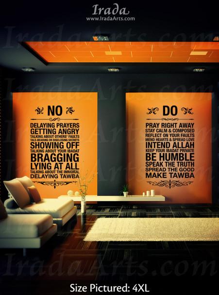 Islamic decal: Image 1