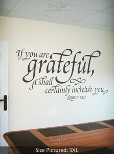 If You Are Grateful (Swash)