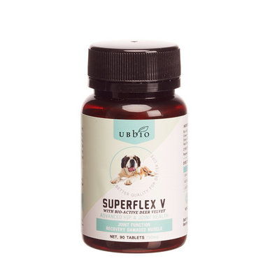 Superflex-V Advanced Dog Formula