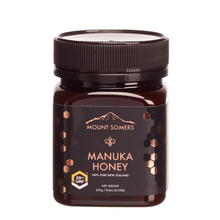 Mt Somers Manuka Honey UMF 20+