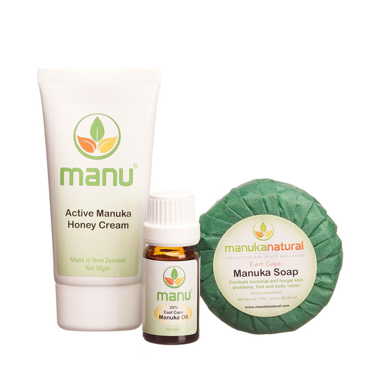 Seborrheic Dermatitis Natural Products