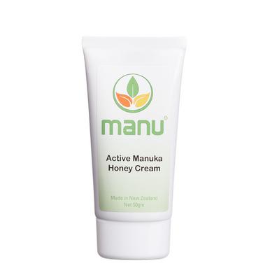 Active Manuka Honey Cream front