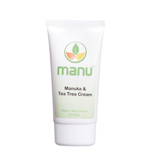 Manuka and Tea Tree Cream