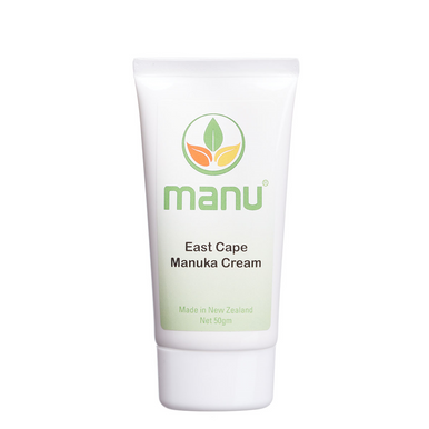 East Cape Manuka Cream front