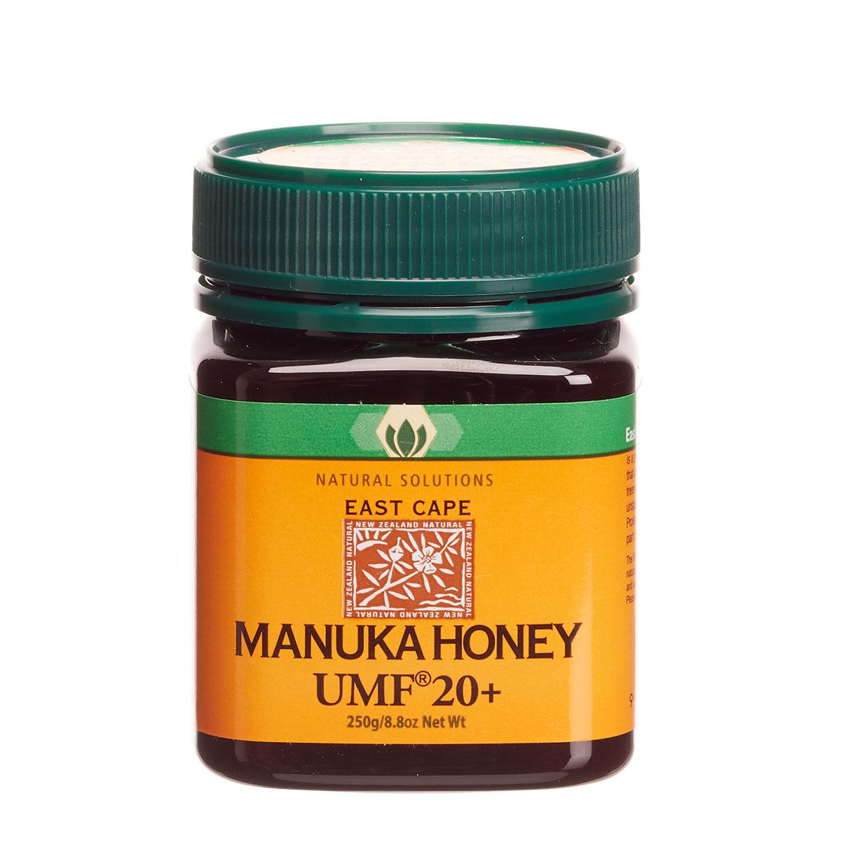 Manuka Honey UMF 20+, MG 829mg/kg