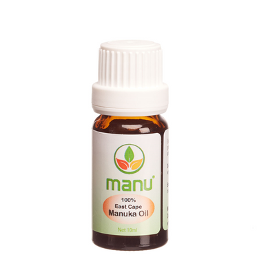 Pure East Cape Manuka Essential Oil front