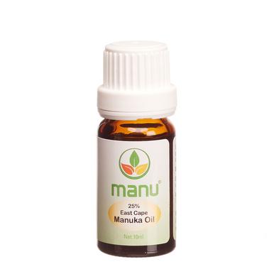 Manuka oil 25% Front