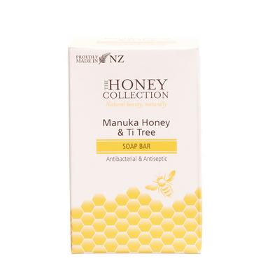 Manuka Honey and Ti Tree Soap