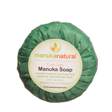East Cape Manuka Soap
