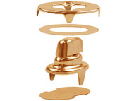 Common Sense Fastener Solid Brass