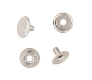 Line 20 Snaps Nickel Plated (Package of 10)