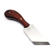 LVL Rosewood Lap Skiving Knife (Right Handed)