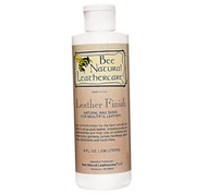 Bee Natural Leather Finish 8oz