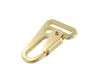 "1"" Sling Lever Snap Brass Plate"
