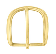 #1548 Buckle - Solid Brass