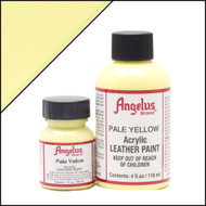 Angelus 1 oz. Acrylic Paint  Pale Yellow