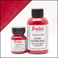 Angelus 1 oz. Acrylic Paint Autumn Red