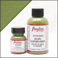 Angelus 1 oz. Acrylic Paint Avocado