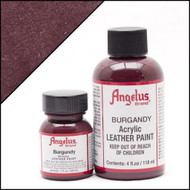 Angelus 1 oz. Acrylic Paint Burgandy