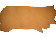 Wickett & Craig Russet Saddle Skirting  12/14 Ounce Heavy Weight