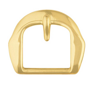 #400 Buckle - Solid Brass
