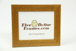 "8765 1.75"" Contemporary Pecan Flat Picture Frame"